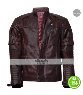 Star Lord Guardians Of The Galaxy Vol 2 Chris Pratt Jacket