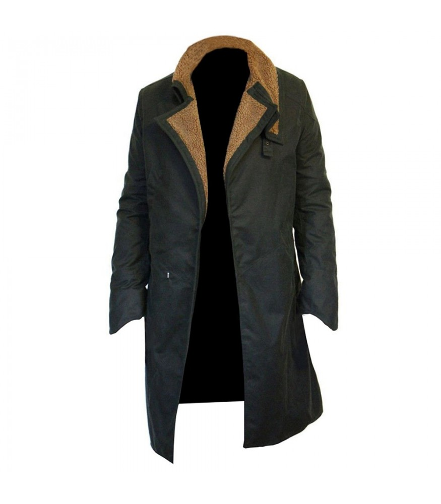 BLADE RUNNER 2049 RYAN GOSLING COTTON COAT