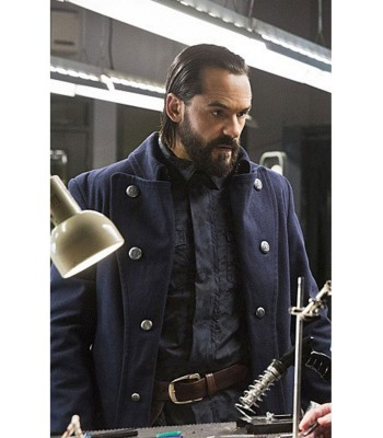 Legend of Tomorrow Vandal Savage Casper Crump Coat
