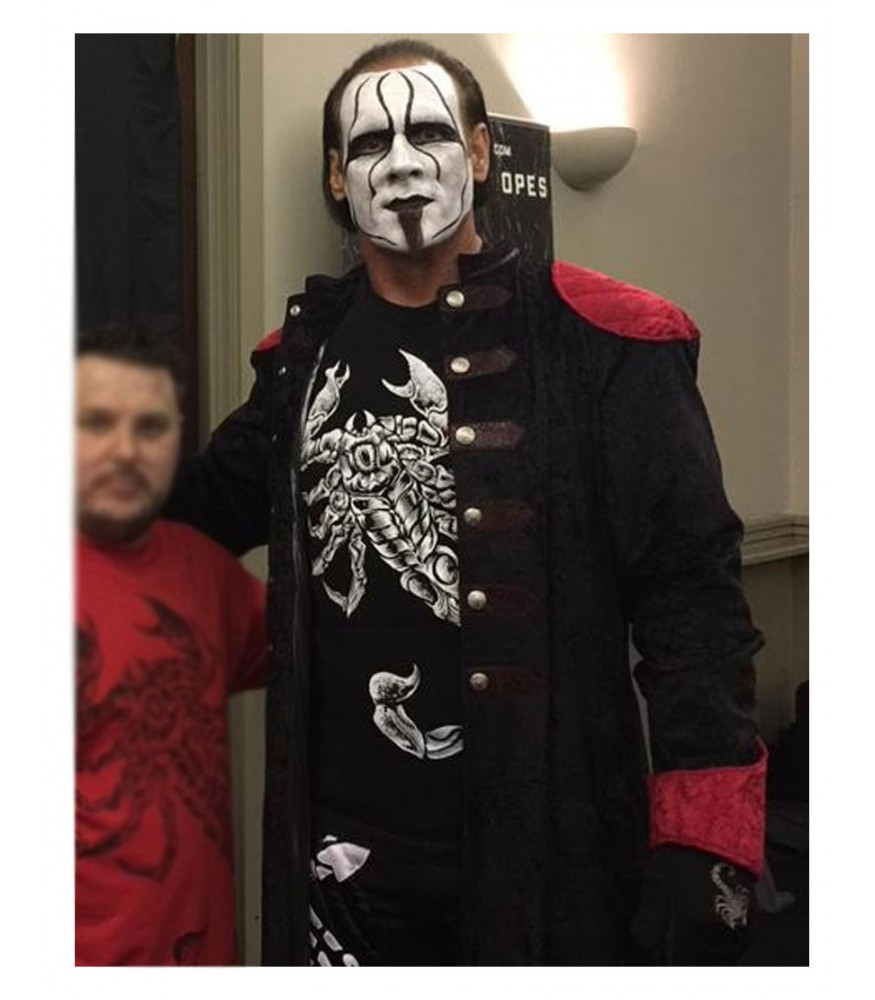 Sting Steve Borden TNA Costume Jacket
