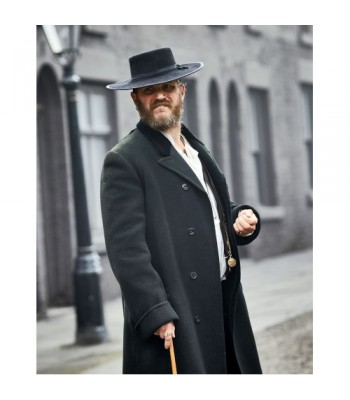 Peaky Blinders Tom Hardy (Alfie Solomons) Long Coat