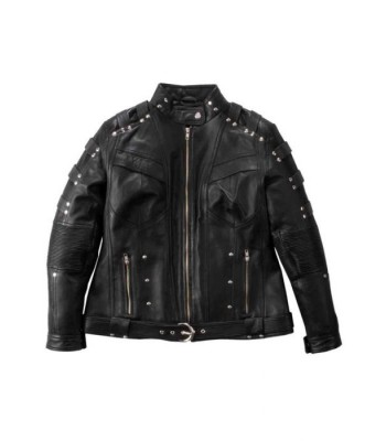Black Canary Katie Cassidy Jacket