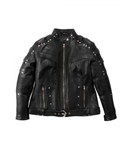 Black Canary Katie Cassidy Jacket