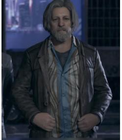 Detroit Become Human Hank Anderson Jacket