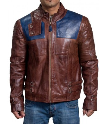 Krypton Cameron TV Series Seyg-EL Superman Leather Jacket