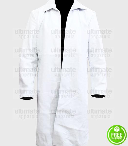 Matrix Reloaded Adrian Rayment (Twins) Costume Coat