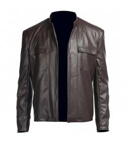 Star Wars Dameron The Last Jedi Poe Leather Jacket