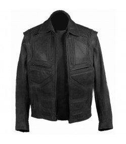 G.I Joe Rise of Cobra General Hawk Leather Jacket