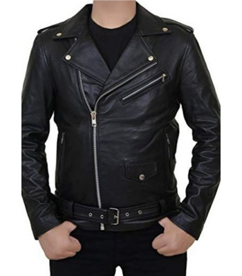 Riverdale Southside Serpents Biker Black Leather Jacket