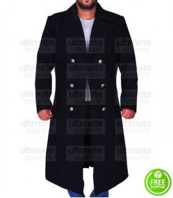 A SERIES OF UNFORTUNATE EVENTS NEIL PATRICK HARRIS (COUNT OLAF) WOOL COAT