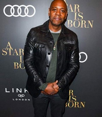 A STAR IS BORN DAVE CHAPPELLE BLACK JACKET