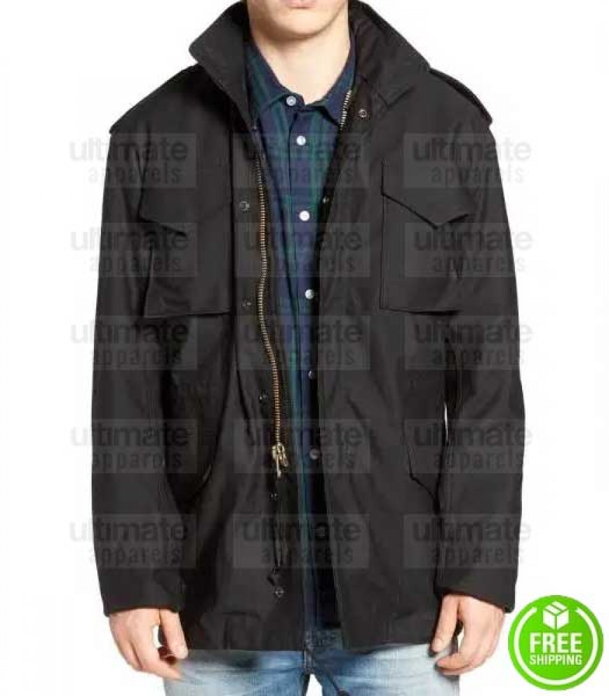 AGENTS OF SHIELD CLARK GREGG (PHIL COULSON) COTTON JACKET