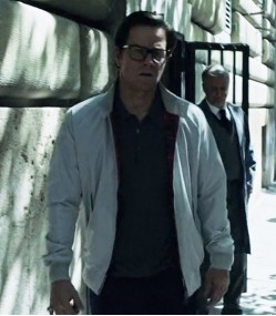 ALL THE MONEY IN THE WORLD MARK WAHLBERG WHITE JACKET