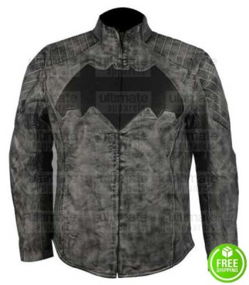 BATMAN DAWN OF JUSTICE WAX JACKET