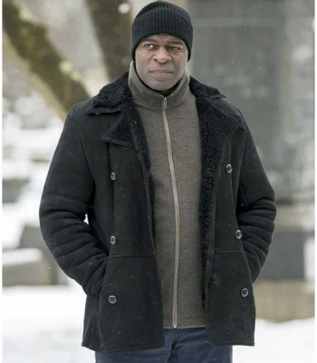 THE BLACKLIST HISHAM TAWFIQ BLACK JACKET