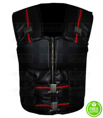 BLADE WESLEY SNIPES COSTUME LEATHER VEST