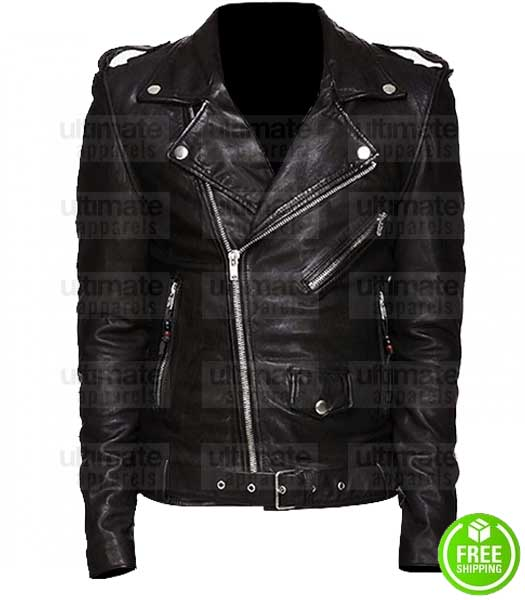 BULLETPROOF MONK SEANN WILLIAM SCOTT (KAR) BIKER LEATHER JACKET