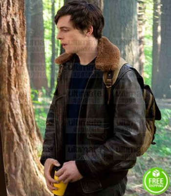 CHILLING ADVENTURES OF SABRINA ROSS LYNCH (HARVEY KINKLE) LEATHER JACKET