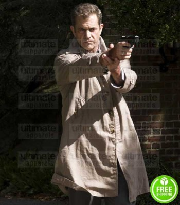 EDGE OF DARKNESS MEL GIBSON (THOMAS CRAVEN) COTTON COAT