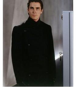 EQUILIBRIUM CHRISTIAN BALE (JOHN PRESTON) BLACK COSTUME