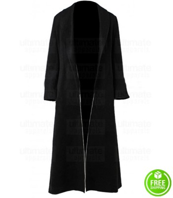 FANTASTIC BEASTS PERCIVAL GRAVES BLACK COAT
