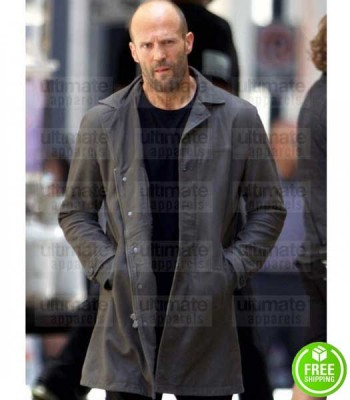 FAST AND FURIOUS 8 JASON STATHAM (DECKARD SHAW) COTTON COAT