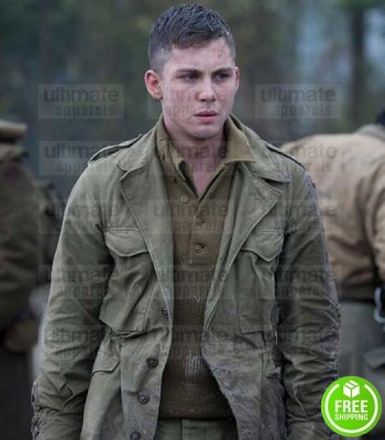 FURY LOGAN LERMAN (NORMAN ELLISON) COTTON JACKET