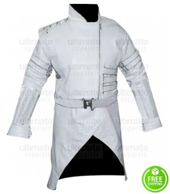 G.I JOE RETALIATION LEE BYUNG-HUN COSTUME LEATHER JACKET