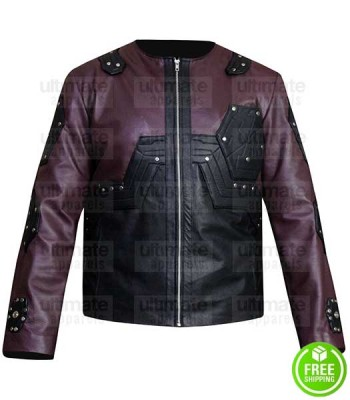 LEGENDS OF TOMORROW BRANDON ROUTH (RAY PALMER) LEATHER COSTUME JACKET