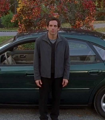 MEET THE PARENTS BEN STILLER (GREG FOCKER) GREY JACKET