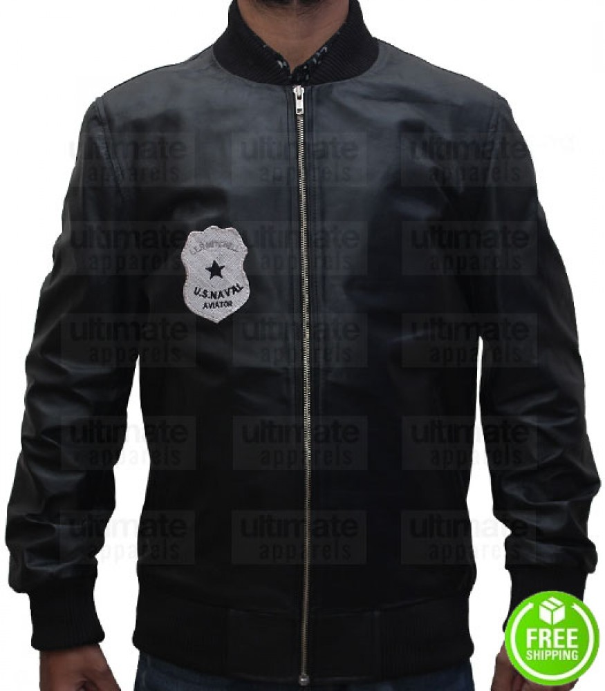 Kung Fury David Sandberg Black Jacket For Sale