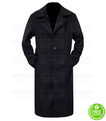 THE BOURNE SUPREMACY MATT DAMON BLACK COAT
