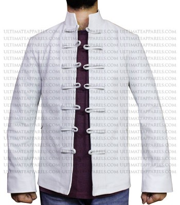 THE MATRIX RELOADED COLLIN CHOU COSTUME JACKET