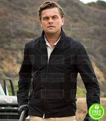 ONCE UPON A TIME IN HOLLYWOOD LEONARDO DICAPRIO (RICK DALTON) COTTON JACKET