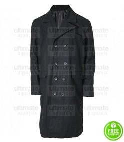 Public Enemies Johnny Depp (John Dillinger) Wool Black Coat
