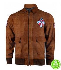 Shenmue Ryo Hazuki Brown Replica Jacket