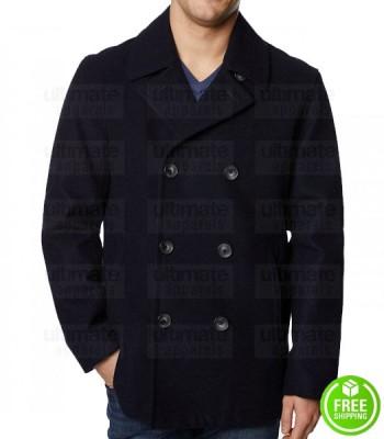 SPY GAME ROBERT REDFORD BLACK COAT