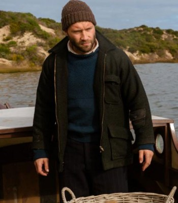 STORM BOY JAI COURTNEY (HIDEAWAY TOM) BLACK COAT