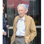 THE MULE CLINT EASTWOOD BEIGE JACKET