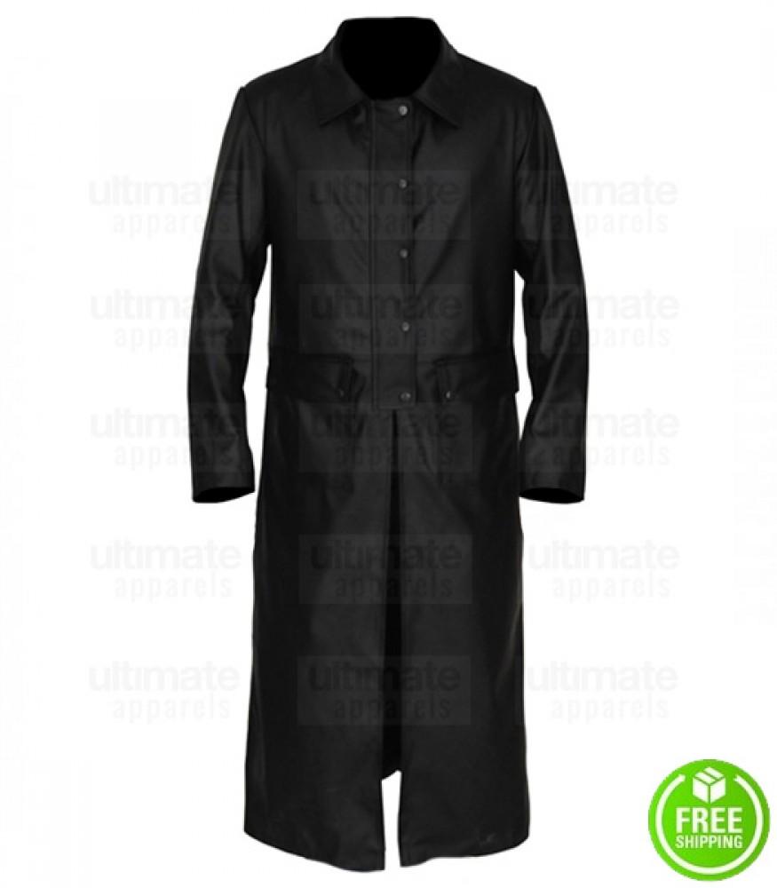 WRESTLER STEVE BORDEN (STING) BLACK COAT