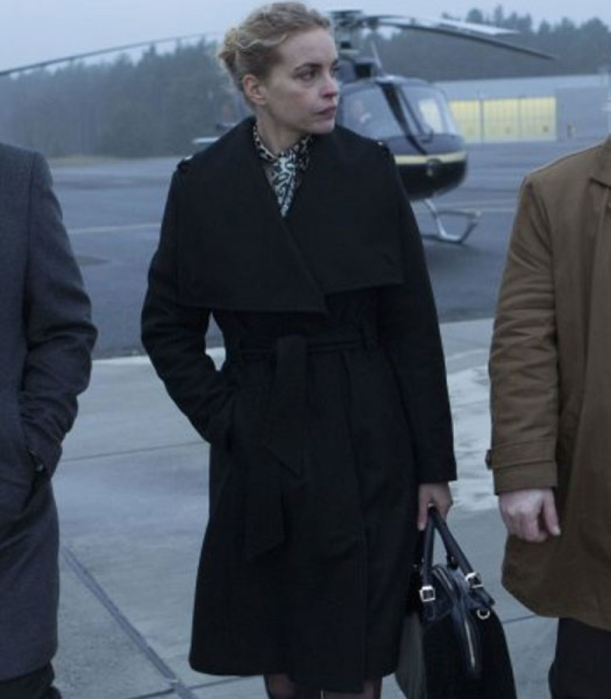 A MOST WANTED MAN NINA HOSS BLACK COAT
