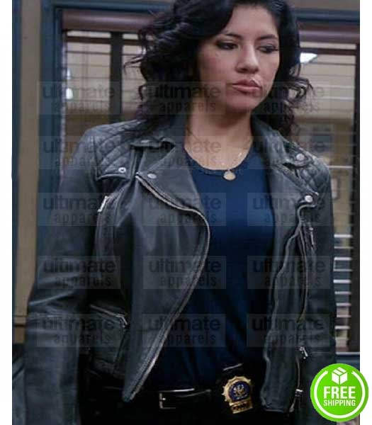 BROOKLYN NINE NINE STEPHANIE BEATRIZ (ROSA DIAZ) JACKET