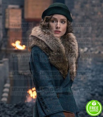 PEAKY BLINDERS SEASON 5 SOPHIE RUNDLE COAT