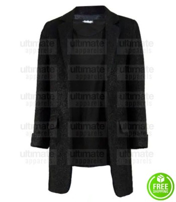 STRANGER THINGS SEASON 3 MILLIE BOBBY BROWN (ELEVEN) COAT