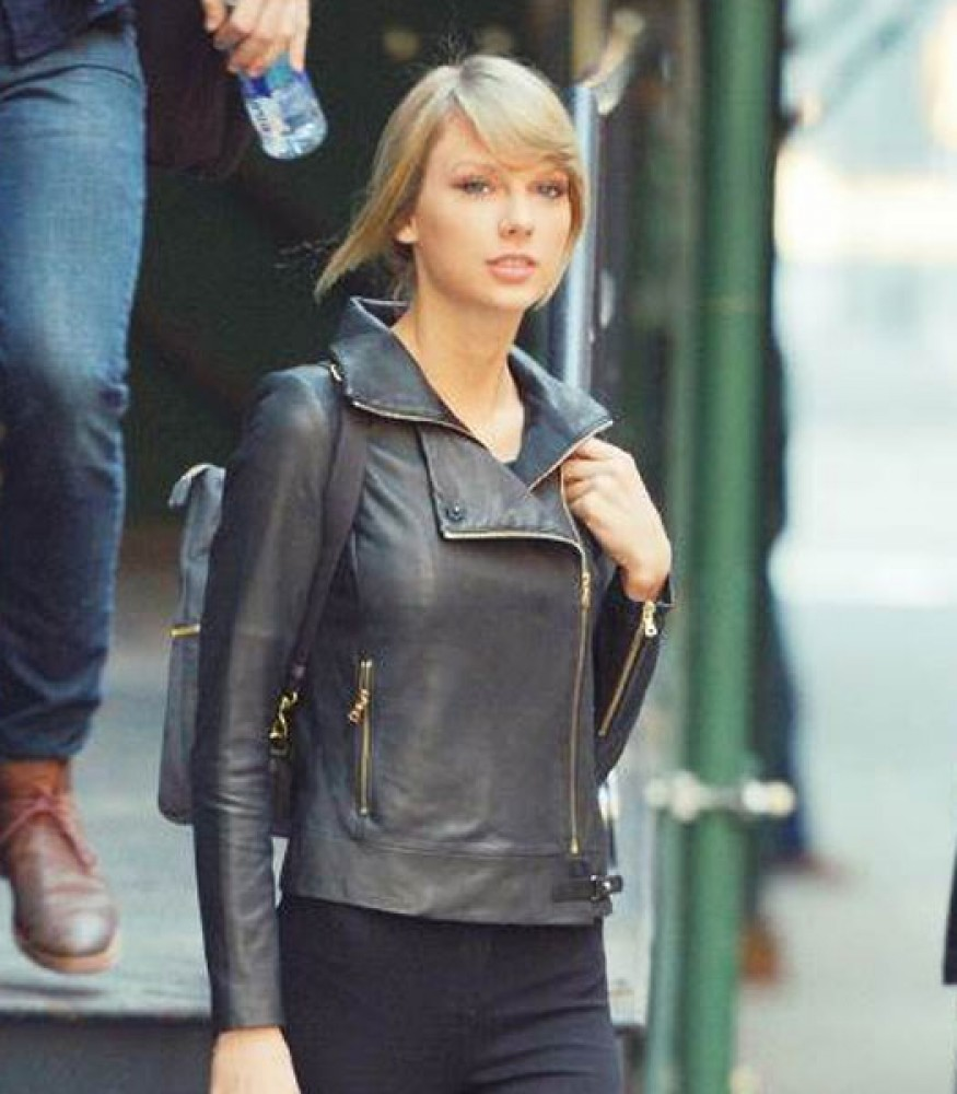 TAYLOR SWIFT EXTREMELY SOPHISTICATED NEW YORK JACKET