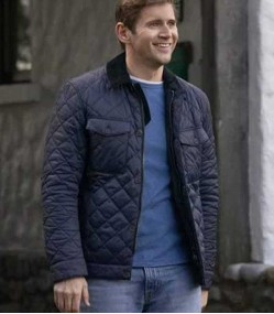 AS LUCK WOULD HAVE IT ALLEN LEECH QUILTED JACKET