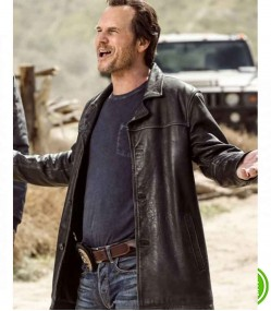 TRAINING DAY BILL PAXTON LEATHER JACKET