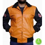DRAGON BALL Z GOKU LEATHER JACKET