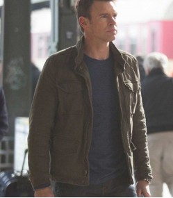 WHISKEY CAVALIER WILL CHASE COTTON JACKET