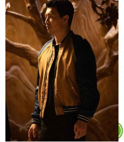SHANG-CHI AND THE LEGEND OF THE TEN RINGS SIMU LIU JACKET